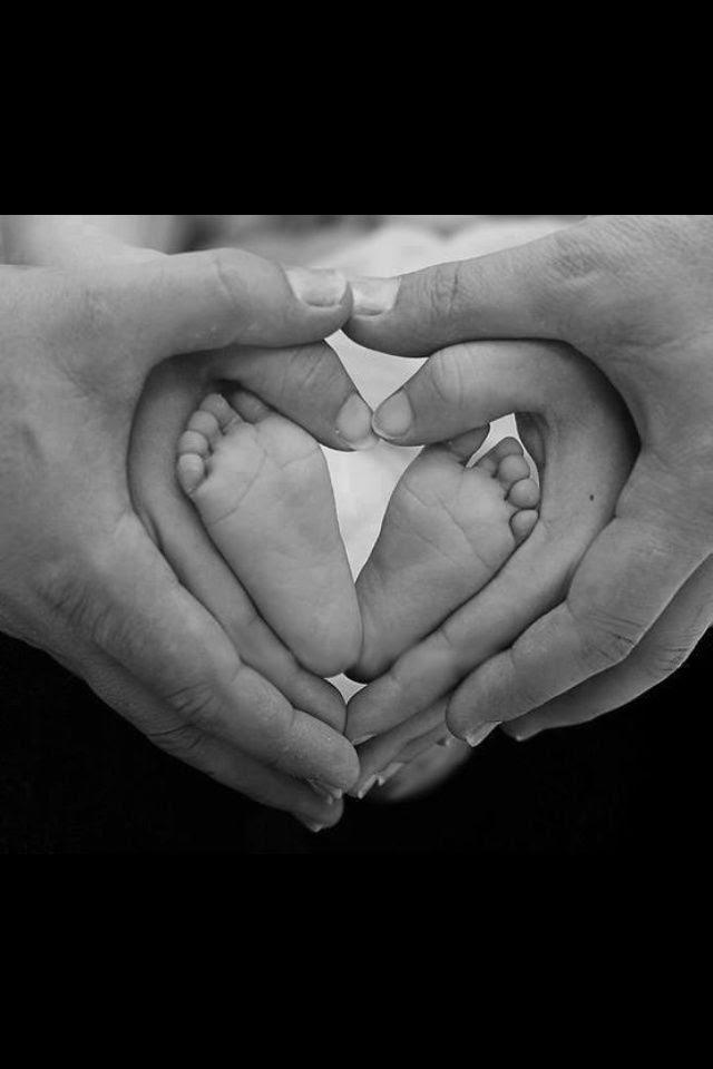 Baby pics, cute idea! #cute #baby #ideas