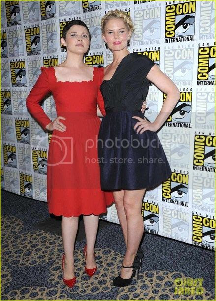 Ginnifer Goodwin at Comic Con 2012