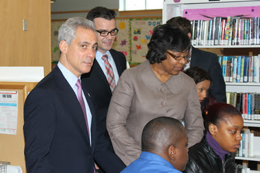 Rahm Spent up to $208 for Every New Vote in Some Wards