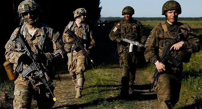 Varsóvia e Washington decidem aumentar número de tropas americanas na Polônia