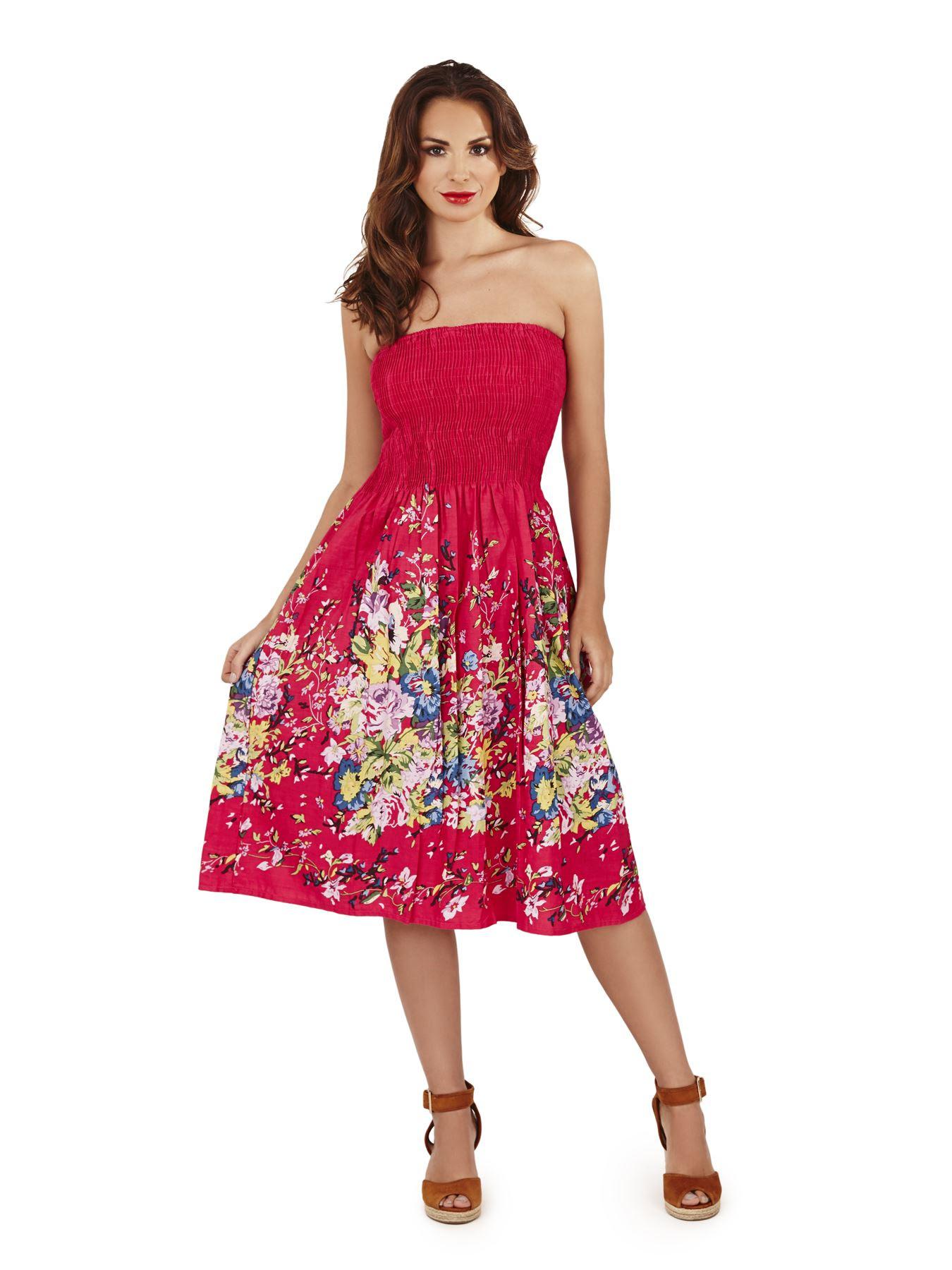 pistachio womens summer beach holiday dress 3in1 knee