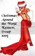 Christmas Around The World Knitters Swap 2007