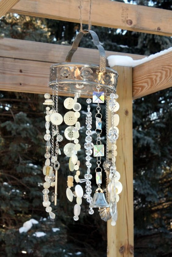 DIY Wind Chime Ideas to Try This Summer (32)