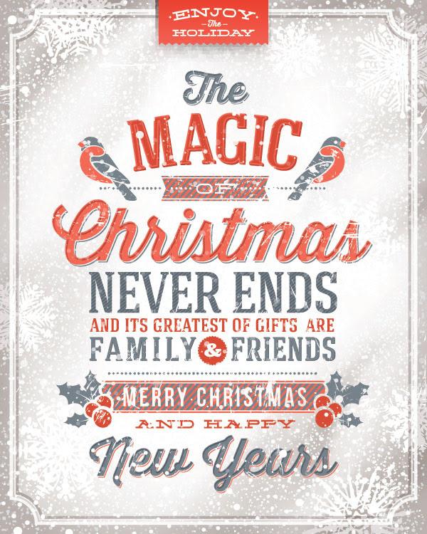 Christmas Card Sayings About Snow - Christmas Pix