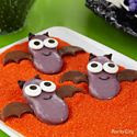 Pumpkin Funny Face Cookies and Pretzels How-To - Party City