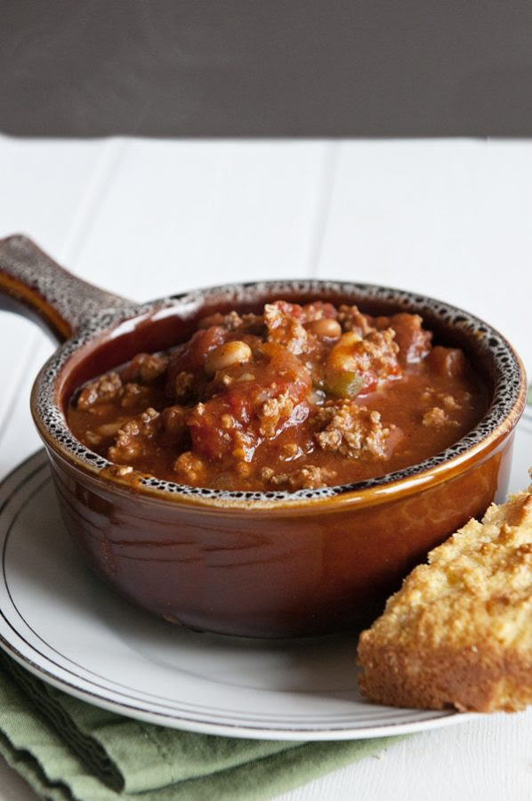 Three Bean Chili | Dine & Dish