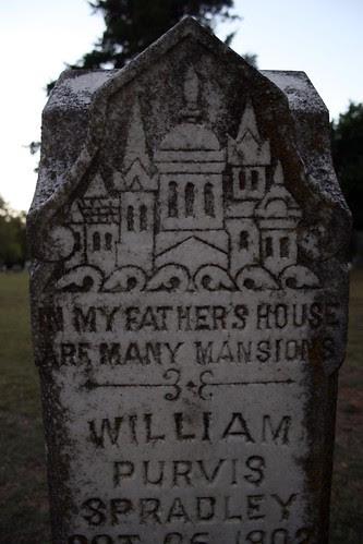 william purvis spradley