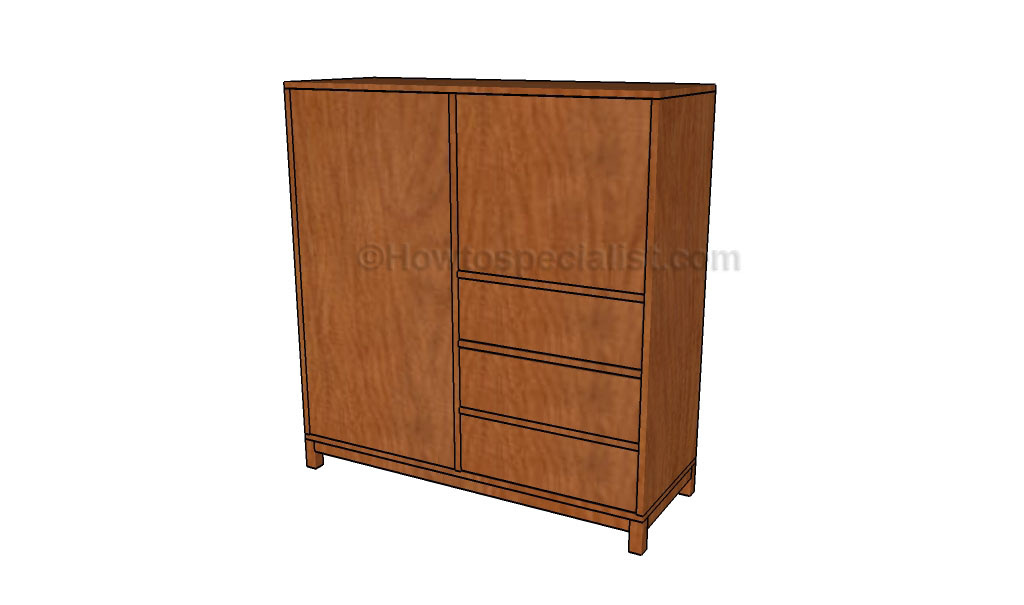 Free Woodworking Plans For Secretary Desk | Woodworking ...