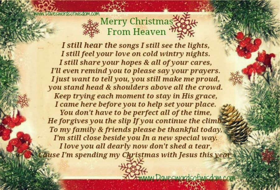 Merry Christmas From Heaven Pictures Photos And Images For