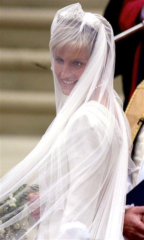 Prince Edward and Sophie Rhys Jones's royal wedding: All