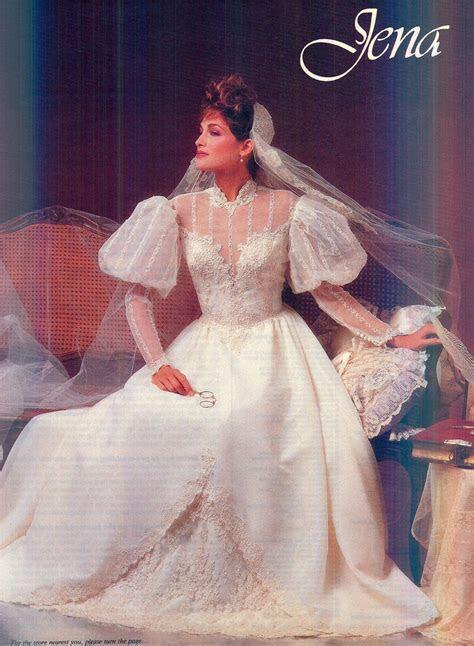 Brides magazine Dec 1983/Jan 1984   Vintage Weddings in