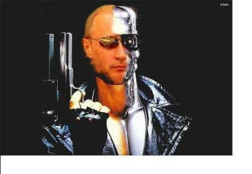 Путин - Терминатор-3