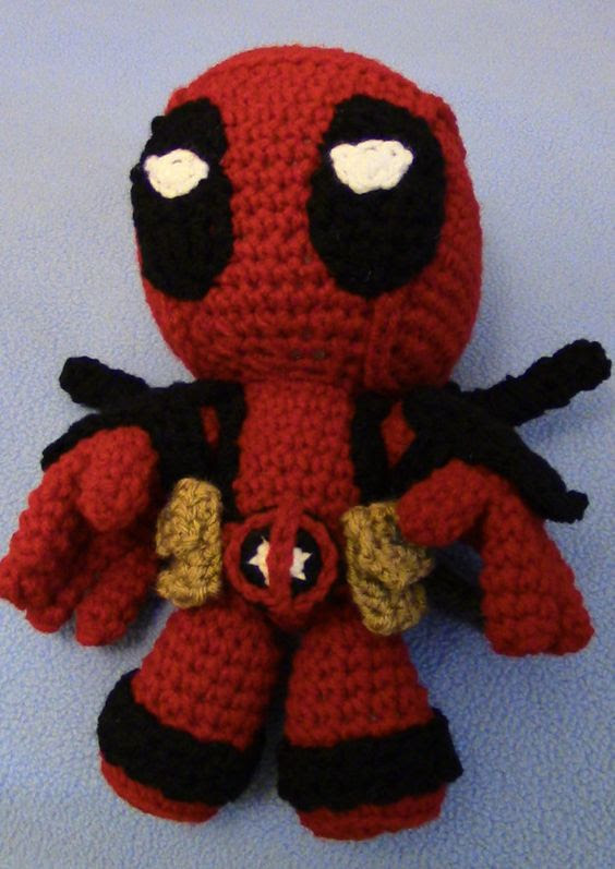 Deadpool – Amigurumi Patterns | 797x564