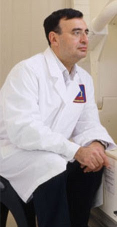 Drug pioneer: Dr Carlos Zarate, who has also reported on the anti-depressive effects of ketamine