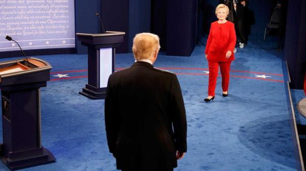 El segundo debate presidencial será este domingo en St. Louis (Reuters)