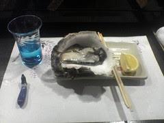 御荘岩ガキ -旬肴あきら-