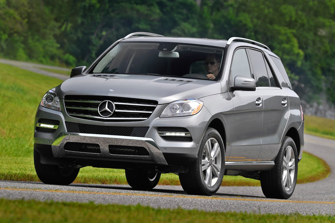2014 Mercedes-Benz M-Class Reviews and Rating | Motor Trend