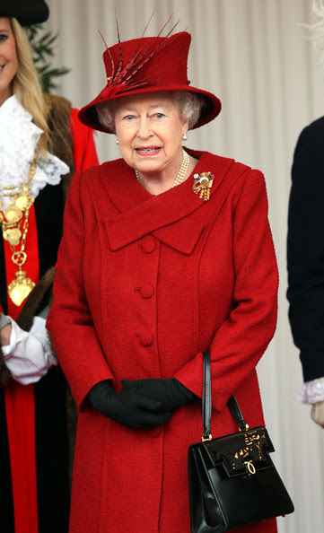 Queen Elizabeth II hat 2
