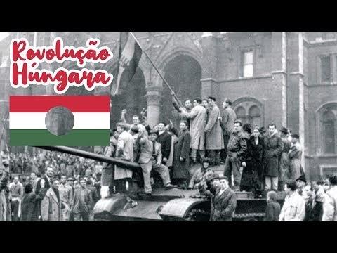 23/10/1956 Revolução Húngara de 1956: O QUE ACONTECEU NA HUNGRIA?  - História Húngara -