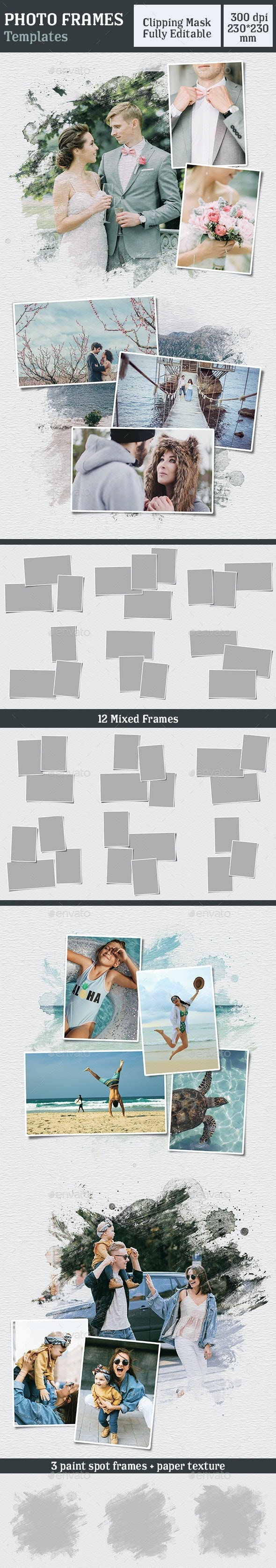 Photo Frames Template 28302073