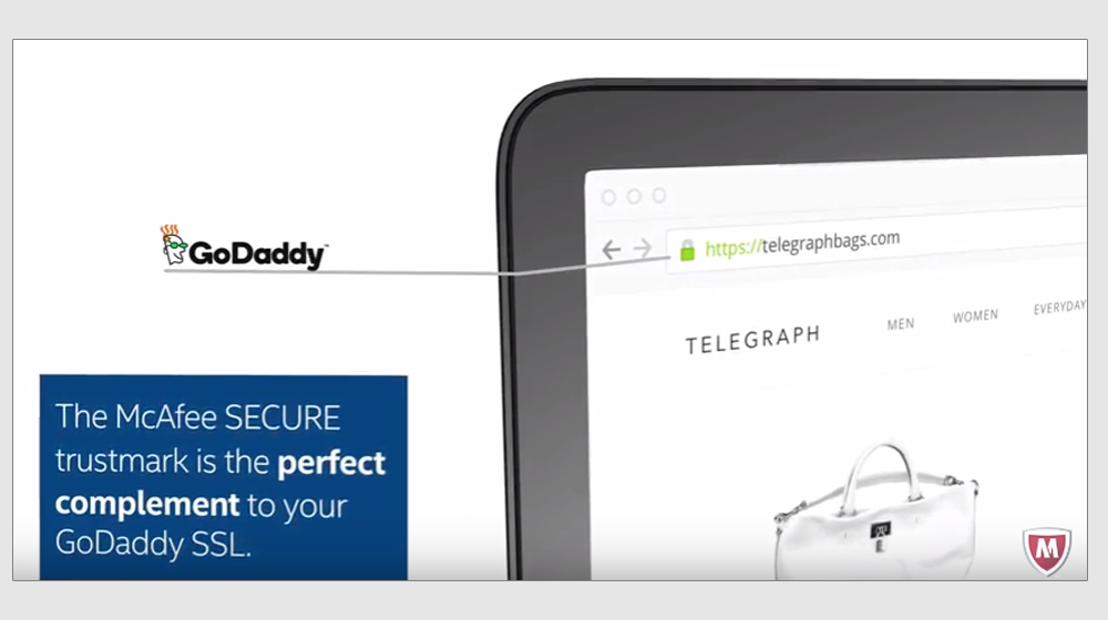 GoDaddy TrustedSite Offers Website Security Solution for Building Small Businesses Online Trust