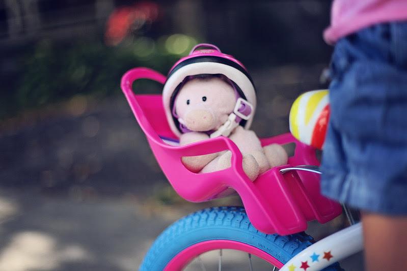 new Big Girl bike