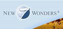 New 7 Wonders logo