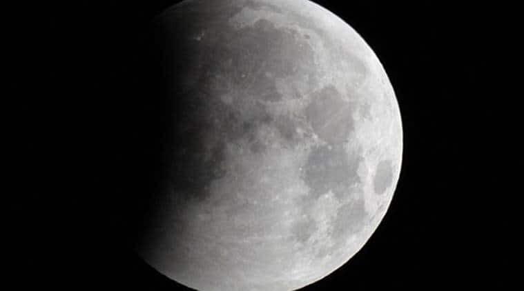 Moon, water on moon, moon water, life on moon, Brown University