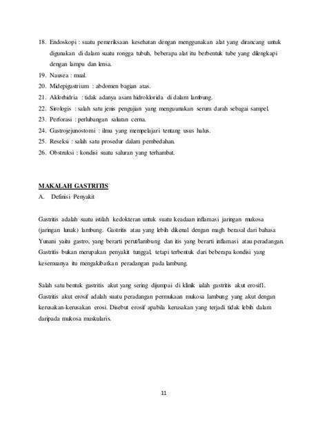 Makalah gastritis (2)