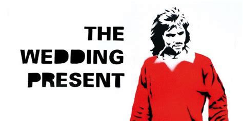 Listen: The Wedding Present, 'Shatner' ? off Steve Albini