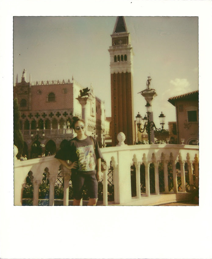 The Road Trip • In Impossible Project Polaroids!