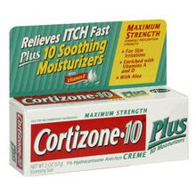 Cortizone-10 Maximum Strength Hydrocortisone Cream