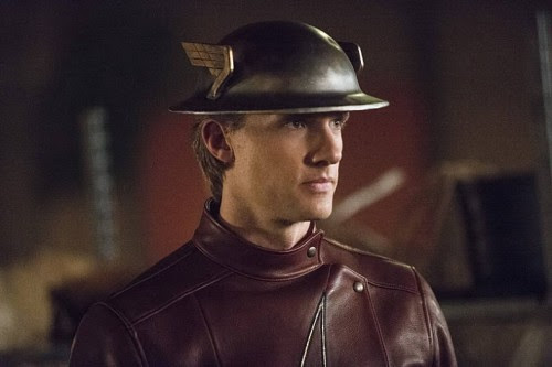 Jay Garrick: Flash of Two Worlds