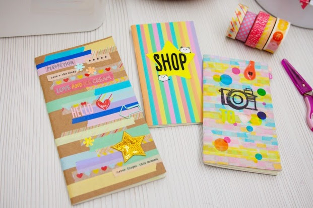 decorate-notebook-cover-with-washi-tape