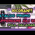 Katalog Tupperware Promo Brosur Juli 2021