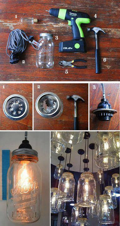 Creative ideas from recycle, reused old stuff