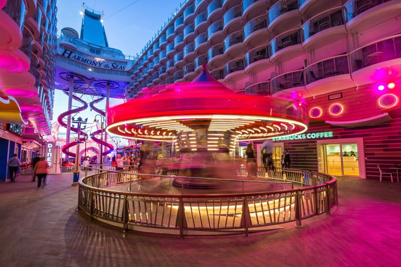 Harmony of the Seas: a bordo do maior navio de passageiros do mundo 18
