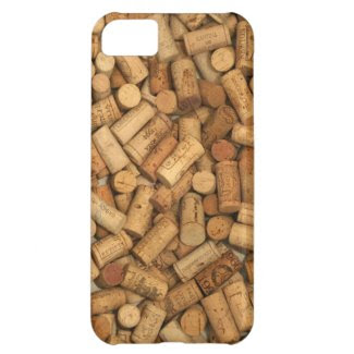 Wine Cork Case-Mate Case Cover For iPhone 5C