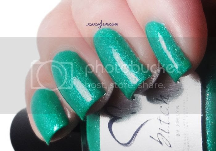 xoxoJen's swatch of b.i.t.c.h. by Jaclyn Sofa King