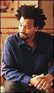 Colin Channer Jamaican author