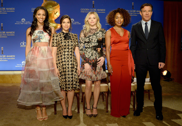 73rd Annual Golden Globe Awards Nominations Announcement