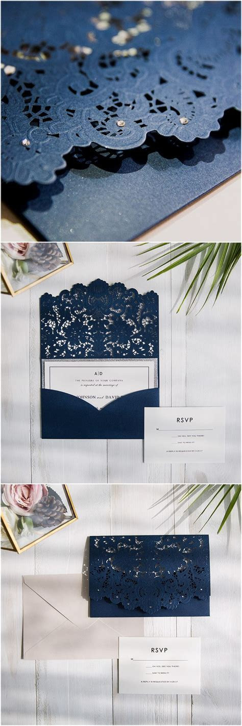 Best 20  Cricut wedding invitations ideas on Pinterest