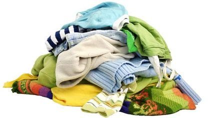 Image result for piles of clothing