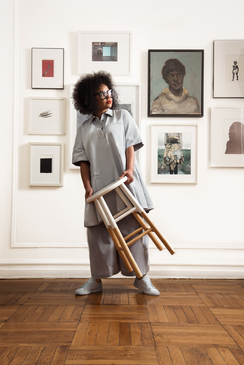 Solange X PUMA Word to The Woman Collection - BellaNaija - August 2015005