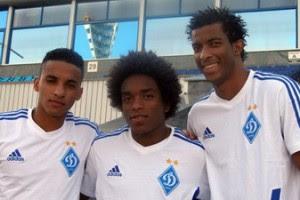 Динамо может подписать молодых бразильцев