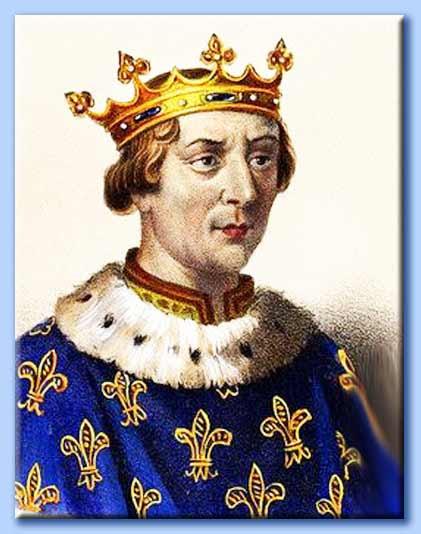 luigi VIII re di Francia