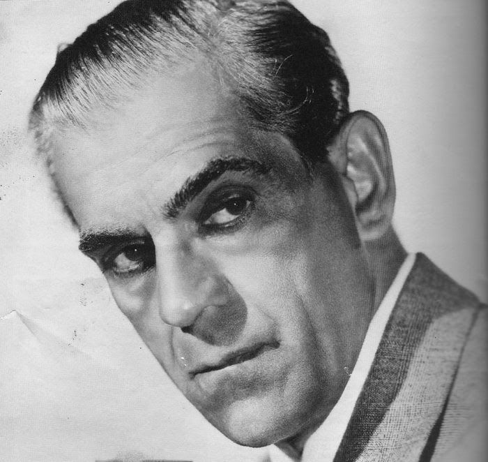 "Downloadabe ""Tales of the Frightened"" recordings, read by Boris Karloff"