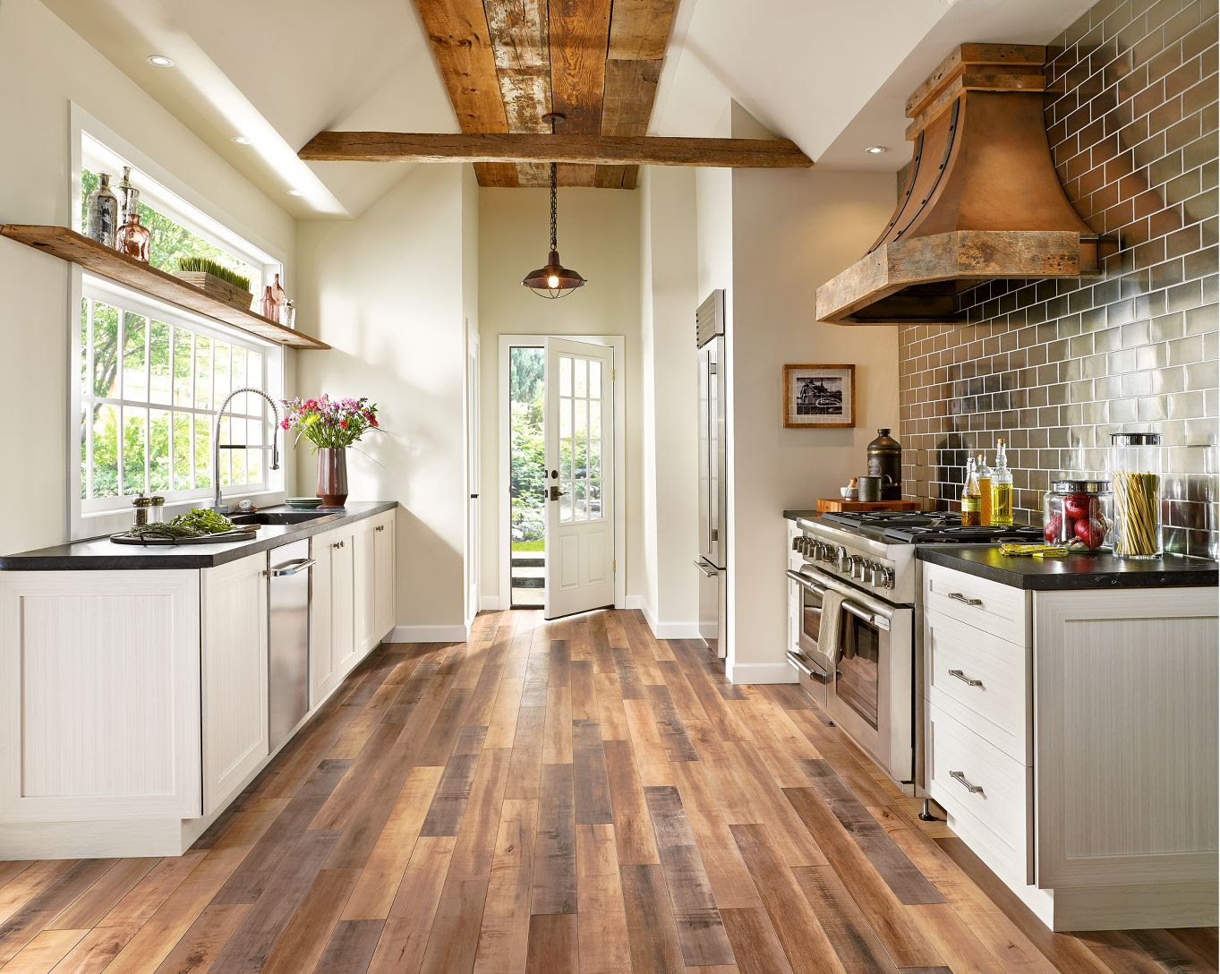 Pros & Cons: 5 Types of Kitchen Flooring Materials | Blog