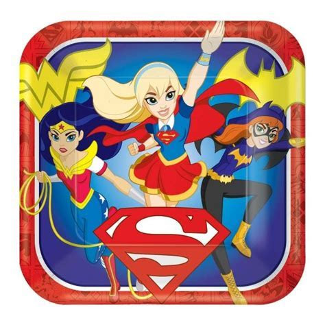 DC Superhero Party   Fun Party Supplies   Childrens Party