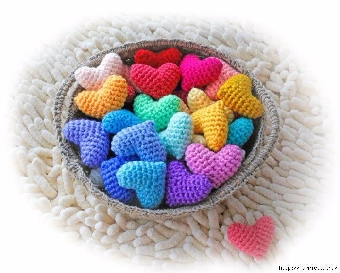 Knit crochet baby rezinochku for hair (11) (700x563, 251Kb)